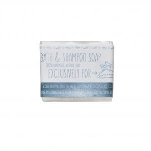 Bath & Shampoo Soap 100gr
