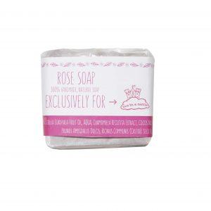 Rose Soap 100gr
