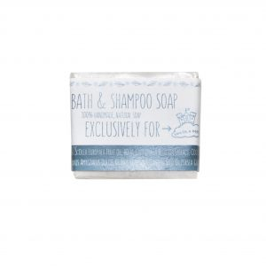 Bath & Shampoo Soap 20-35gr