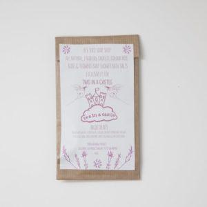Rose & Flowers Baby Shower Bath Salts 40gr