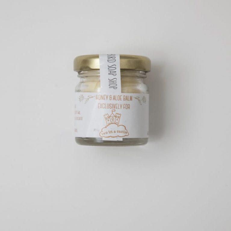 Honey & Aloe Face & Body Balm 50ml