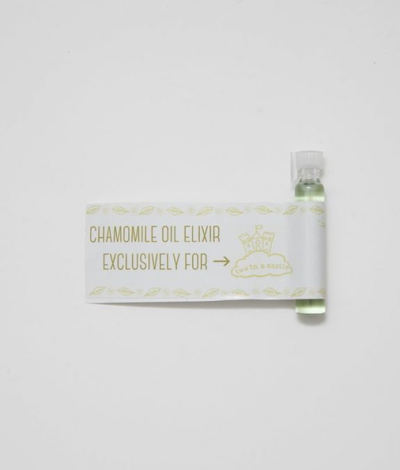 Chamomile Oil Elixir Perfume 2ml