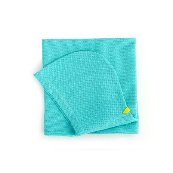 EKOBO BATHROBE NAPKIN/FACE TOWEL
