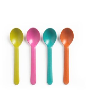 EKOBO Set of 4 pieces Spoons
