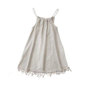 FLAXEN DRESS