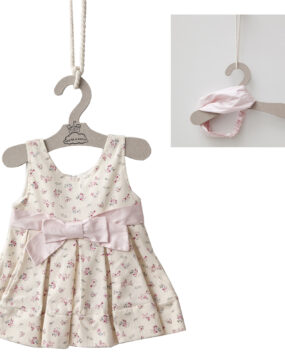"CHILD SIZE COTTLE DRESS ""TULIPE"""