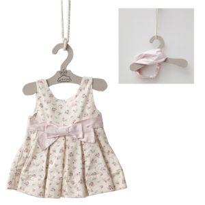 "CHILD SIZE COTTLE DRESS ""TULIPE"""