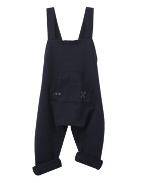 TC BASIC DUNGAREES with 1 BUTTON UNI