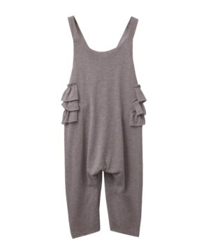 TC ELGIVA HAREM JUMPSUIT WITH RUFFLY DETAILS MN