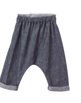 TC ELVIS LINEN SLOUCHY PANTS